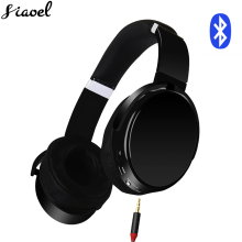 4.2 Bluetooth Earphone Wireless Bluetooth Headset With Mic Wired Contronl Headphones Hifi Stereo CSR4.2 Headphone