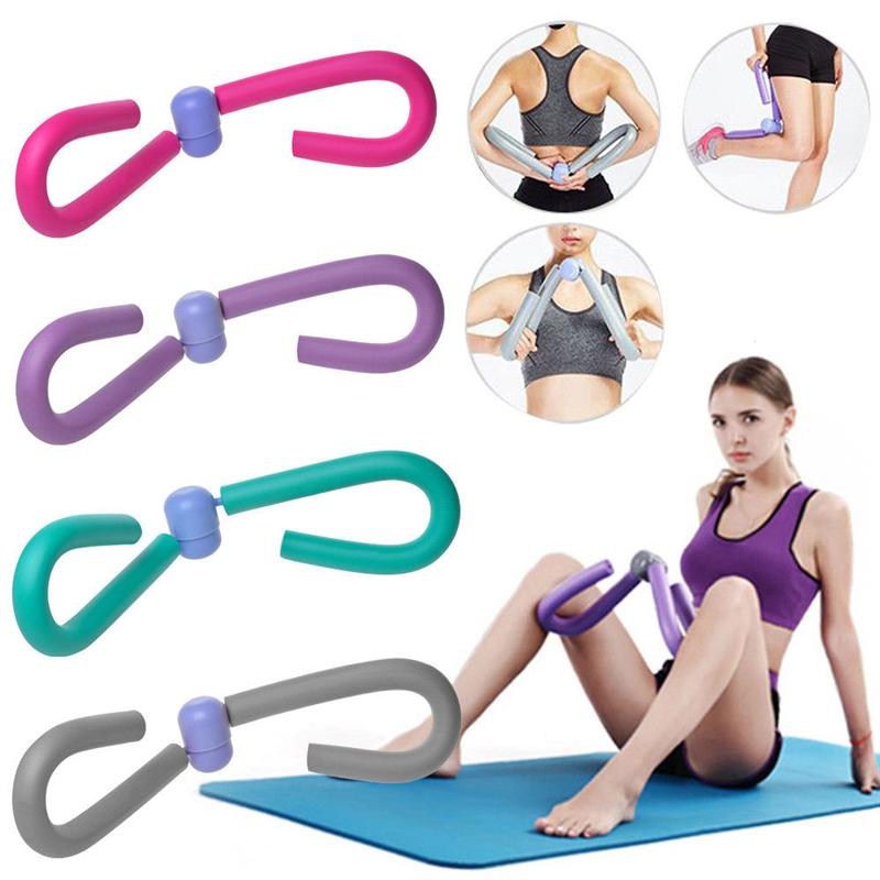 Thigh Blaster Exerciser Master For Workout Tone Fit Thighs Arms Legs Trimmer Slimmer Home Gym Equipment