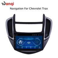 9 inch Android 8.1 full touch screen car multimedia system For Chevrolet Trax 2014 2015 2016 gps radio navigation