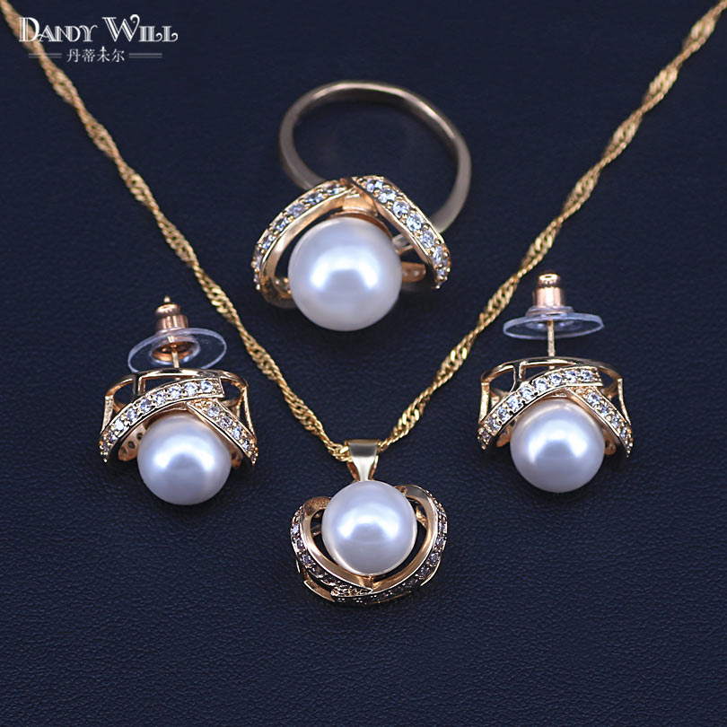 Jewelry Sets Simulated...