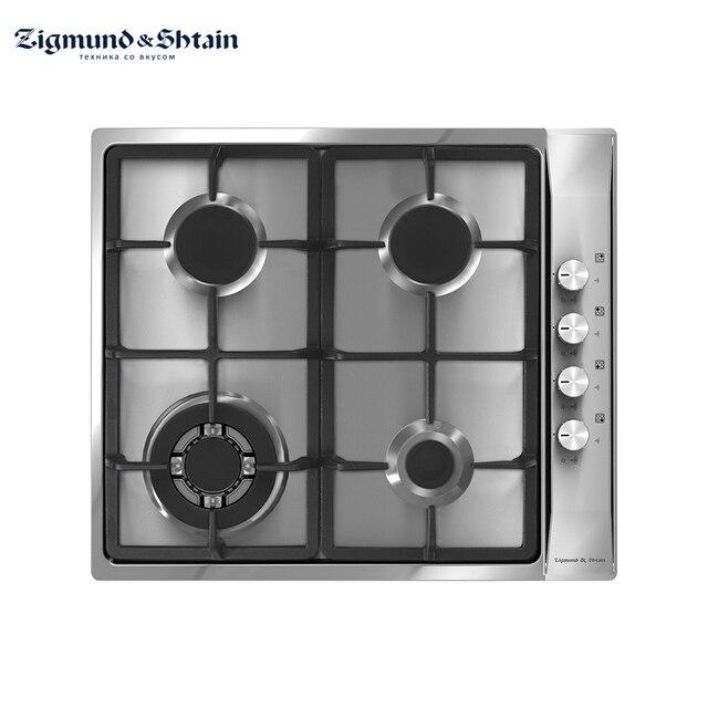 Газовая варочная поверхность Zigmund & Shtain GN 98.61 S