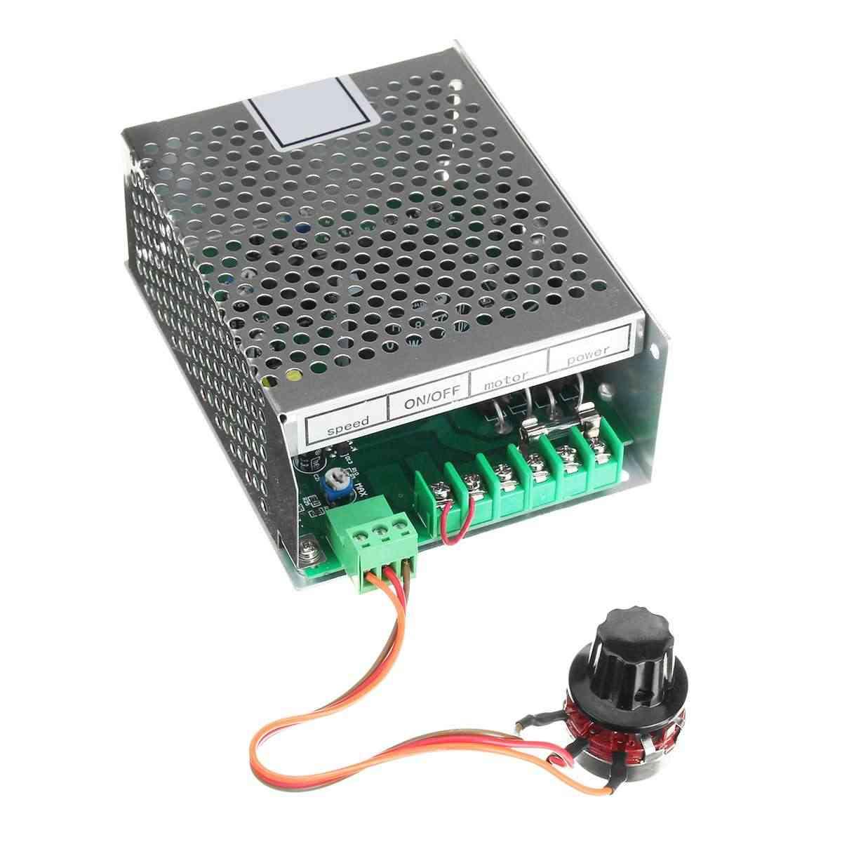 110 V-220 V 500 W Motor Spindle de Refrigeração de Ar Máquina de Gravura do Router + 52 milímetros Grampos + Velocidade governador ER11 fonte de Alimentação CNC Fresagem