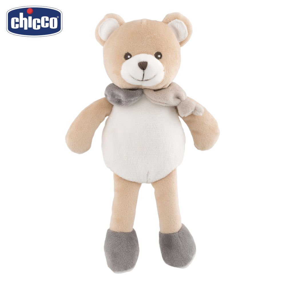 Plush Light - Up toys Chicco Медвежонок Doudou 92409 Birthday gift Stuffed Animals Plush Light Toy to a year for boys and girls image
