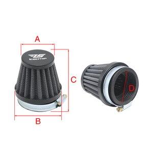 Image 3 - Alconstar 35 38 42 45 50 55 58mm Motorcycle Carburetor Air Filter Intake Pipe Mushroom Head For KOSO MIKUNI OKO KEIHI Carburetor