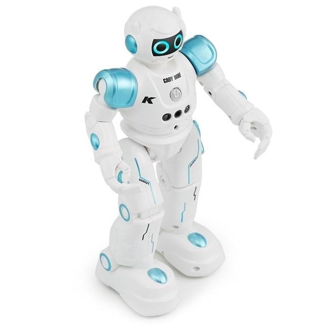 JJRC R11 RC Robot Intelligent Programmable Walking Dancing Combat Defender RC Robot Spare Parts Toy Gift for Children Kids Toys 2