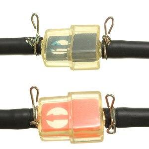 Image 5 - 6mm ท่อกรองด้วย 4 คลิปสำหรับรถจักรยานยนต์สกูตเตอร์ส่วนใหญ่