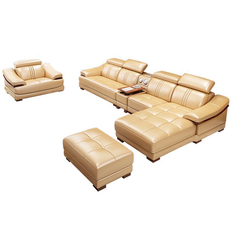 Copridivano moderno para sala puff asiento couche for Mobili per la sala