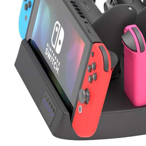 Image 5 - Charging Display Stand for Nintendo Switch Charging Dock and game holder for Switch Console, Joy Con Controllers, Switch Pro C