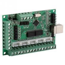 Горячая интерфейсная плата USB CNC MACH3 контроль движения карта для гравировки машины Мода