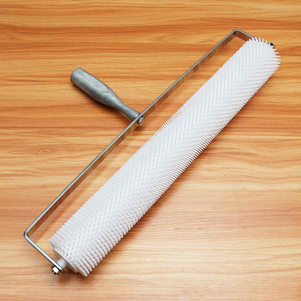 13mm Hand Tools DIY Floor Cement Self Levelling Home Tools Roller Defoaming Inch Accessories Aeration Spiked 20 Screed Roller