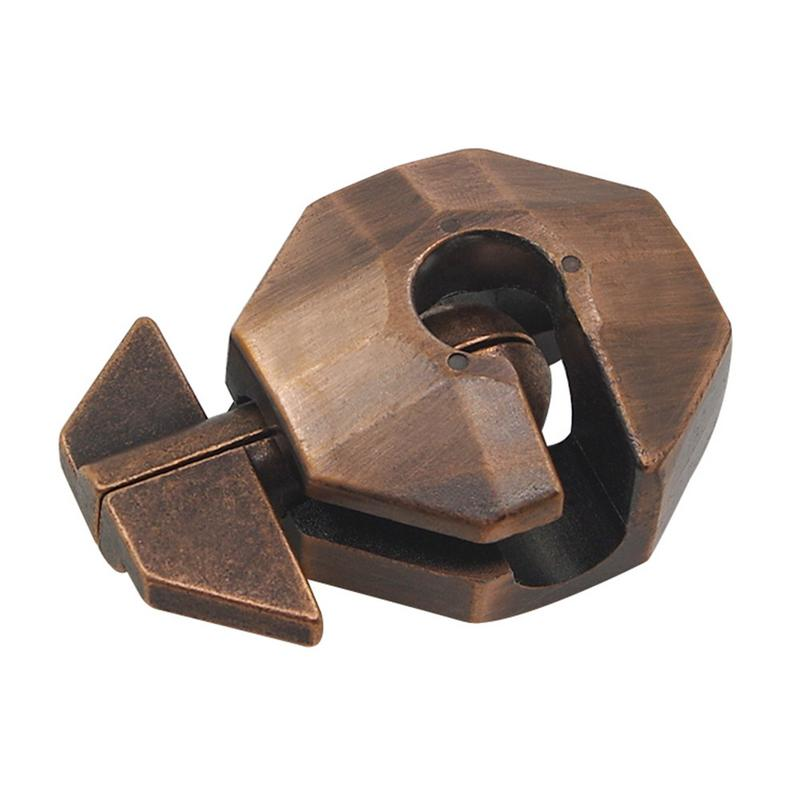 New Style Turtle Alloy Shell Lock Puzzle Classic Metal Brain Teaser Iq Eq Test Intellgence Toy Gift For Adults Children Kids