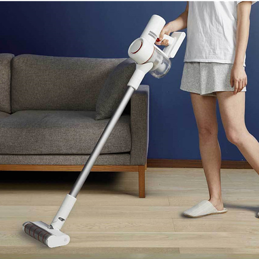 2019 xiaomi youpin dreame v9 cordless handheld vacuum cleaners electric mites brush 400w 20kpa. Black Bedroom Furniture Sets. Home Design Ideas