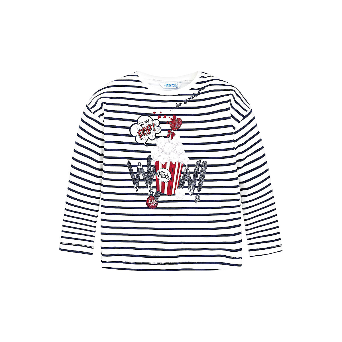 MAYORAL Blouses & Shirts 8848838 Girls Cotton  clothes baby boy children child wear children s underwear suit pure cotton boy new spring and autumn winter 12 15 year old child baby long sleeved clothes