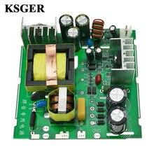 KSGER DIY источник питания T12, электронные инструменты, паяльная станция 108 ВТ, 24 В, а, импульсный ретранслятор напряжения, ремонт телефонов