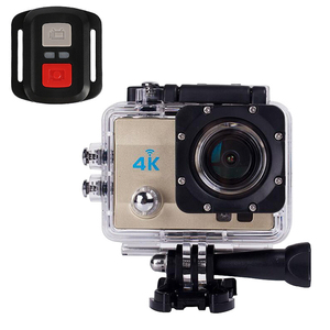 Image 3 - 2.4G dijital Video eylem kamera Ultra HD WiFi sualtı su geçirmez spor kamera kamera 170 derece geniş açı uzaktan kumanda