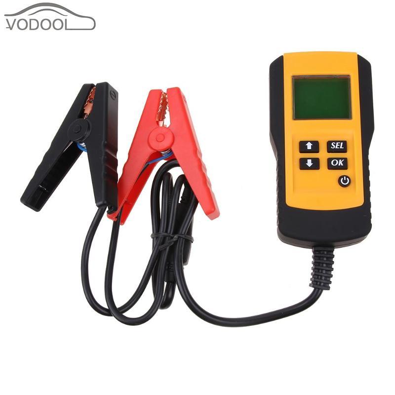 12 V UPS Bateria Interna Tester Resistência Do Veículo Do Carro Automotivo Analisador Display Digital Auto Ferramenta de Diagnóstico