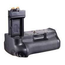 лучшая цена Vertical Camera Battery Grip Pack For Canon Eos 550D 600D 650D T4I T3I T2I As Bg-E8 Fashion Design Bettery Grip
