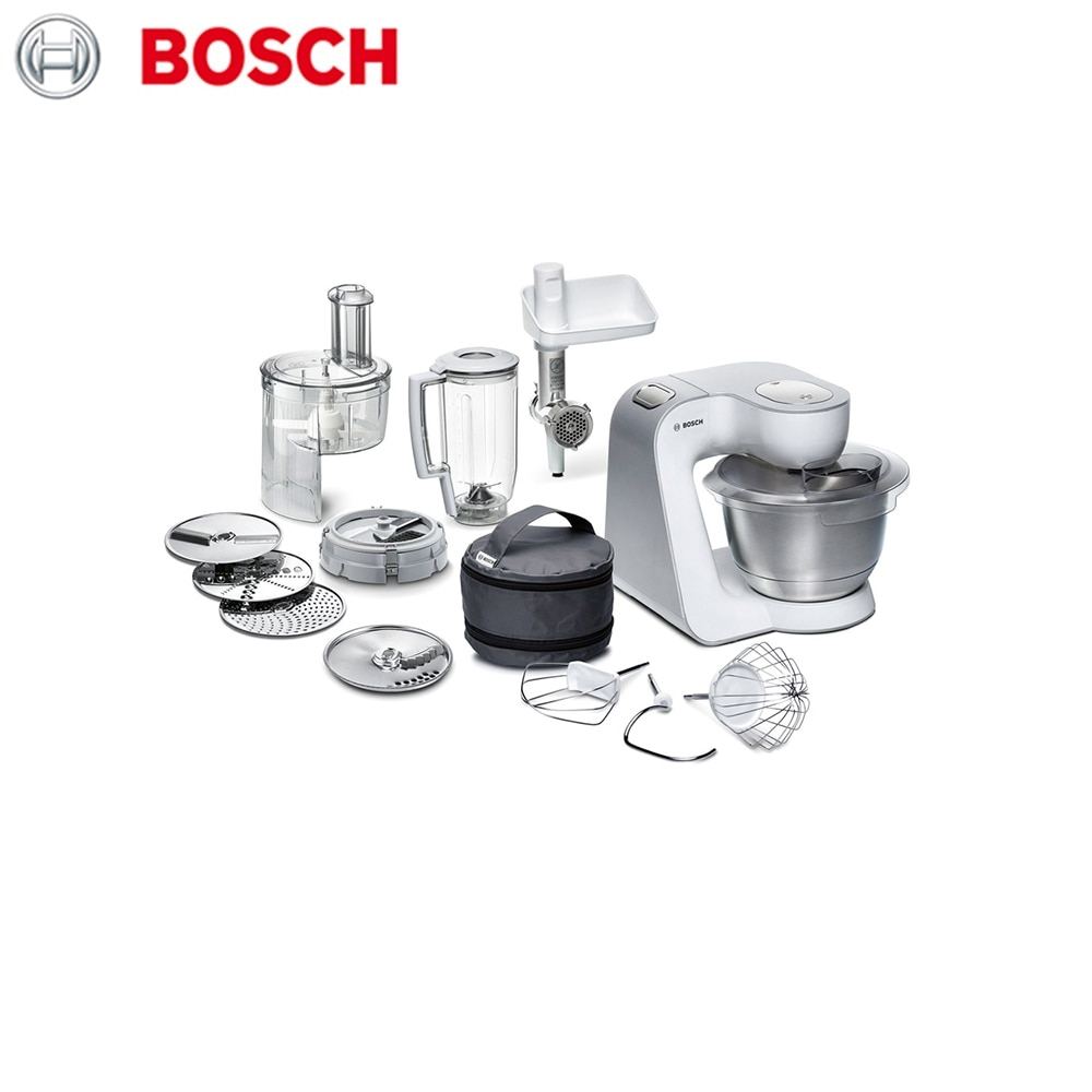 Food Mixers Bosch MUM58252RU home kitchen appliances processor machine equipment for the production of making cooking