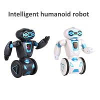 Luxury RC Robot gesture Control Intelligent Robot Remote Control multi operating mode For Children Education toy