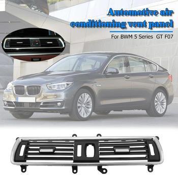 ABS + PC schwarz auto klimaanlage outlet panel vor mitte niedrig mit hoher mit air outlet panel für BWM 5 Serie GT F07