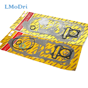 LMoDri Free Shipping New Motorcycle Completed Gasket Seal Kit for GY6 Chinese Scooter Moped ATV 50cc 90cc 125cc 150cc Engine(China)