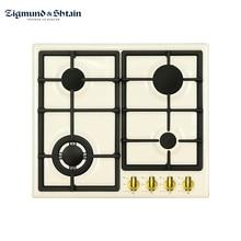 Газовая варочная поверхность Zigmund & Shtain GN 238.61 X