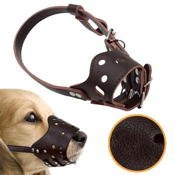 Bark Anti-bite Dog Strap Product etc Pet Strong Garden Mask Adjustable Mouth Dog Outdoor Muzzle Home Prevent Park