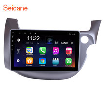 "Seicane 10.1"" Android 8.1 2din Car Head Unit Radio Player GPS Navigation For 2007 2008 2009 2010 2011-2016 HONDA FIT JAZZ RHD(China)"