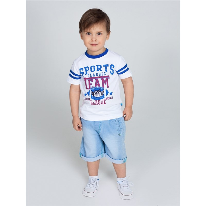 [Available with 10.11] denim shorts for boys rolled cuffed denim shorts