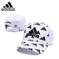 Adidas Original New Arrival Unisex Running Hats Breathable Fashion Peaked Golf Caps Outdoor Sport Baseball Sunshade Hat