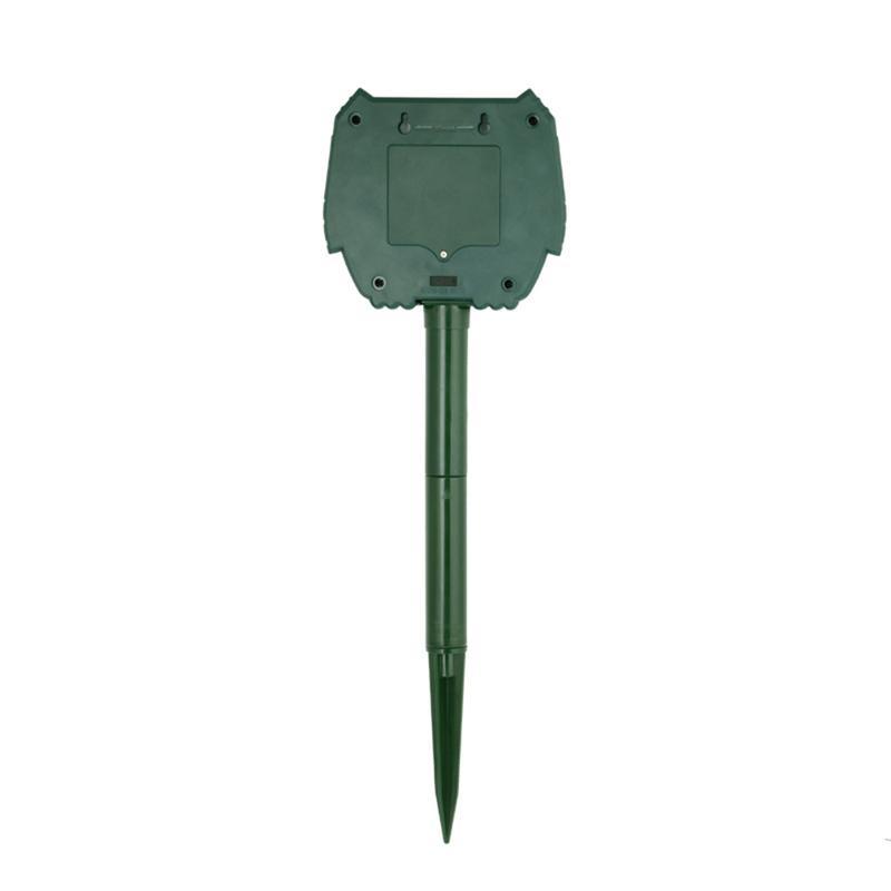 Image 5 - Animal Repeller Solar light bird repeller frighten animals Induction Ultrasonic Strobe Light Burglar Alarm-in Repellents from Home & Garden