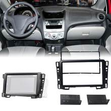 1 Or 2 Din Car Stereo Radio Panel Panel Frame DVD Panel Audio Dash Mount Kit Adapter For Chevrolet Sail(China)