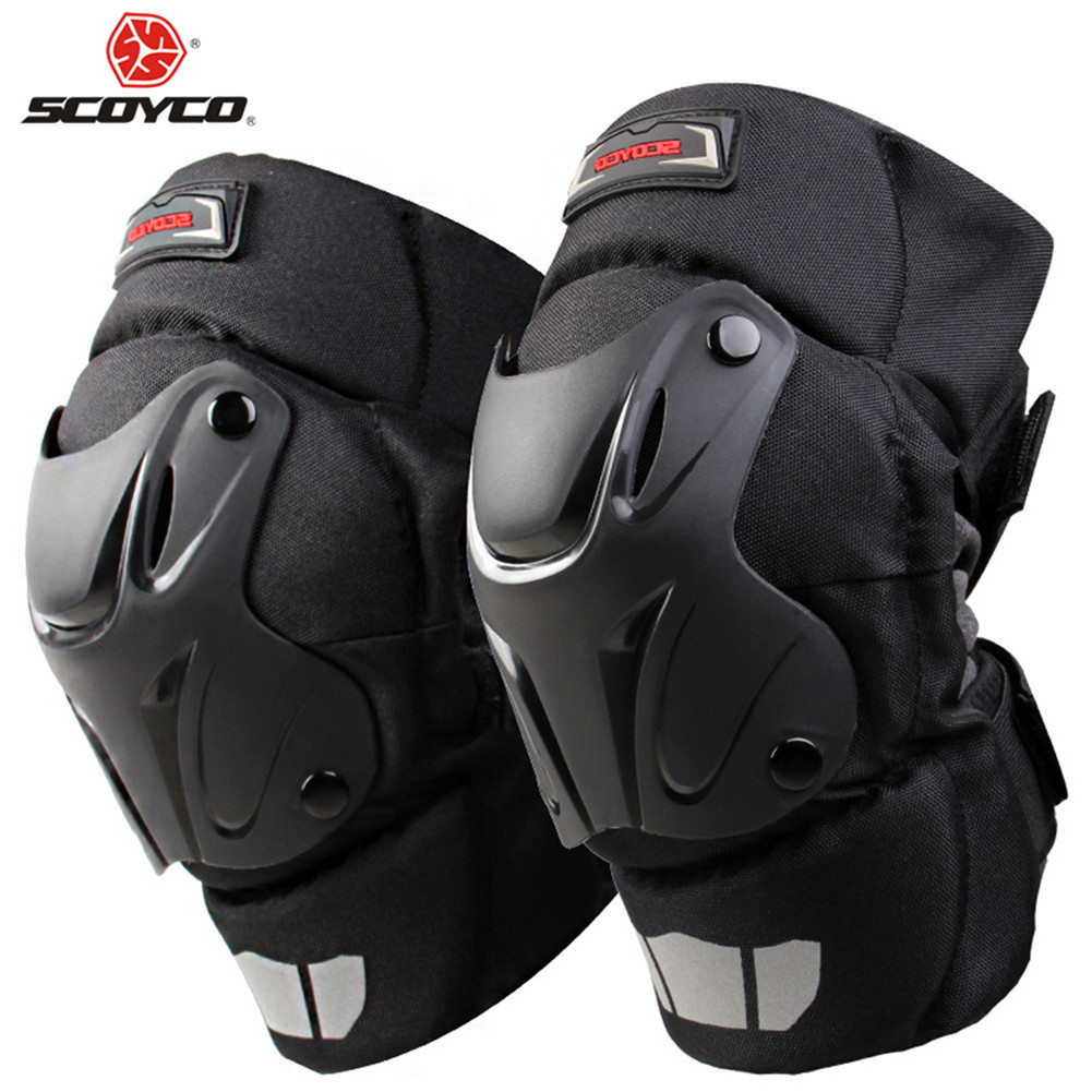 Mx Knee Braces >> Us 22 0 45 Off Scoyco 2pcs Motocross Motorcycle Knee Pads Protector Equipment Guard Skis Pad Brace Moto Protection Mx Knee Braces Mtb Kneepads In