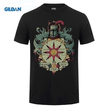 GILDAN Dark Souls APRG Games T Shirt Praise The Sun Shirts White Preppy Breathable the loose Men Tops Male O Neck