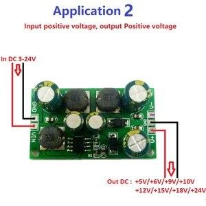 Image 5 - Multifunction DC DC Converter Step Down Dualแรงดันไฟฟ้าโมดูลอินพุต 3 24V + 5V 6V 9V 10V 12V 15V 18V 24V