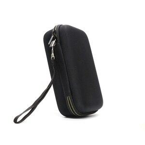 Image 5 - Eva 휴대용 케이스 필립스 oneblade 트리머 면도기 및 액세서리 여행용 가방 보관함 박스 커버 파우치 라이닝 포함