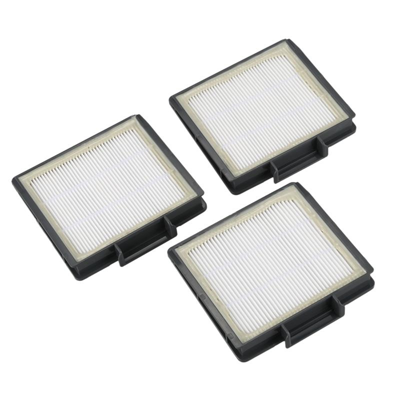 Amicable 3pcs Pre-motor Hepa Filters For Shark Ion Robot Rv700_n Rv720_n Rv850 Rv851wv Rv850brn/wv Vacuum Cleaner Part Fit # Rvffk950 Home Appliances Home Appliance Parts