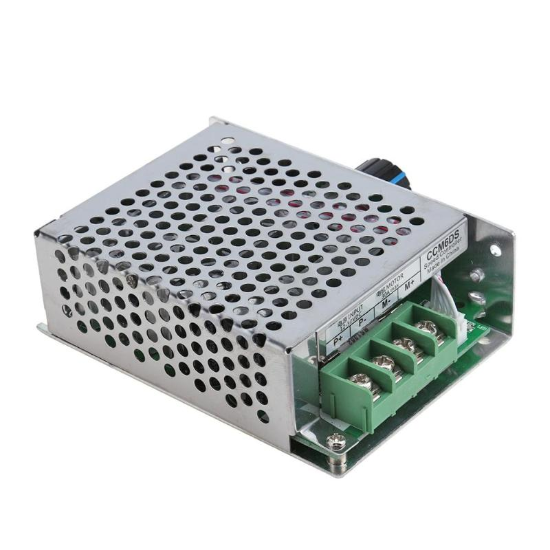 1500W Max DC 12-50V 30A Adjustable PWM DC Brush Motor Speed Controller Regulator Governor Switch 775 Motor Controller1500W Max DC 12-50V 30A Adjustable PWM DC Brush Motor Speed Controller Regulator Governor Switch 775 Motor Controller