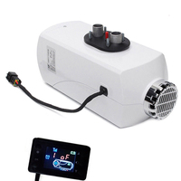 Winter Car Heaters 5KW 12V Air Diesels Heater Parking Heater with Remote Control LCD Monitor for Cars Window