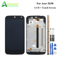Alesser For LCD Display + Touch Screen Screen With Frame Digitizer Assembly Replacement Phone Accessories + Tools + Adhesive