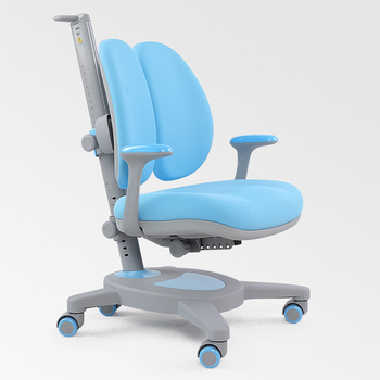 Primary school children's study computer gaming chair writing chair work bench seat posture correction chair non-pressure lift children s study table and chair set primary school posture home simple student writing desk