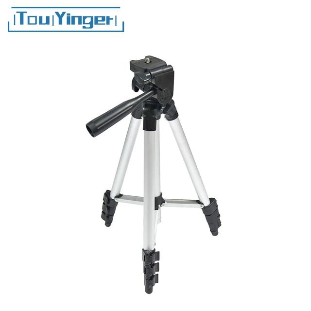 Protable Lightweight Aluminum bracket for projector Camera Tripod FT 810 Rocker Arm Carry Bag Universal Flexible Professional