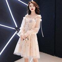 Женские Элегантный, на бретельках Slash шеи цветочный Длинные вечерние платье 2019 Новый модный стиль Yewa магазин