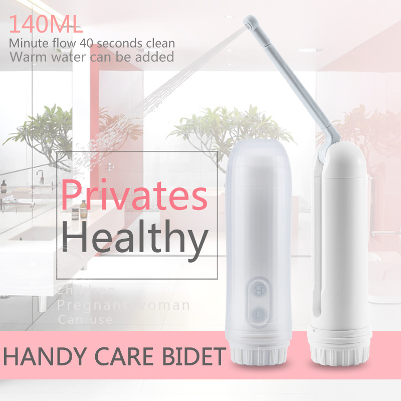 Handheld Mini Travel Electric Portable Bidet Handheld Sprayer Toilet Kit lower body vulva body cleanerHandheld Mini Travel Electric Portable Bidet Handheld Sprayer Toilet Kit lower body vulva body cleaner