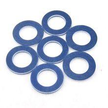 10 шт. уплотнительные кольца уплотнительной шайбы для слива масла двигателя 90430-12031 для TOYOTA