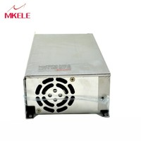 S 1000 13.5 Universal DC Power Supply 74A 1000W Driver for LED Strip Light lamp CNC CCTV Transformer 220V 110V AC to DC24V SMPS