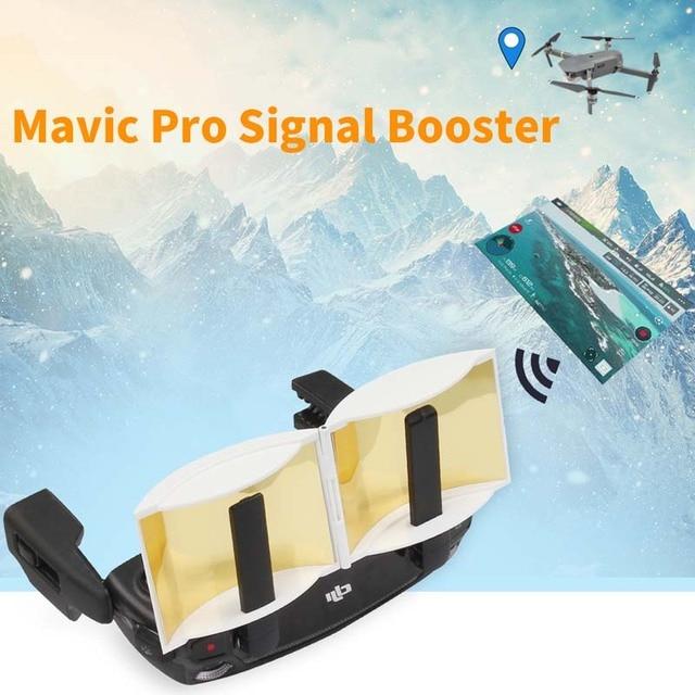 Antenna Amplifier Range Extender Enhancer Remote Controller Signal Booster For DJI MAVIC 2 PRO/AIR Drone Mavic mini Accessories 4