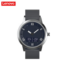 Lenovo Watch X Plus Double Layers Silicone 8ATM Waterproof 45 Days Long Standby Real-Time Heart Rate Monitor Smart Watch(China)