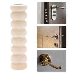 2 шт. безопасности ребенка дверная ручка охватывает дверных ручек крышки колодки дверная ручка колодки Защита ребенка анти столкновение