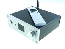 New es9038Q2M ES9038 Q2M HIFI DAC DSD Decoder + bluetooth 5.0 CSR8675 APTX HD +XMOS XU208 remote control